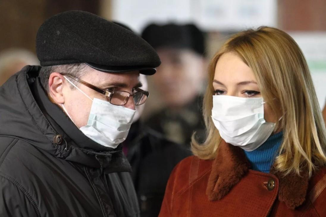 Жителей города Кимры в Тверской области обязали носить маски