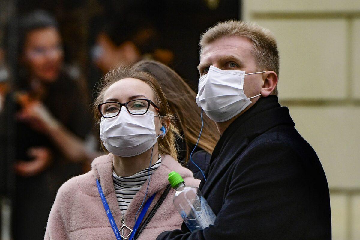 Игорь Руденя высказался против штрафов тем, кто не носит маски