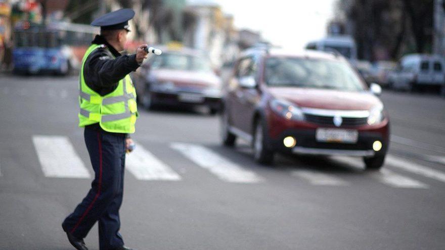 В Твери автоинспекторы нашли водителя, который слишком торопился