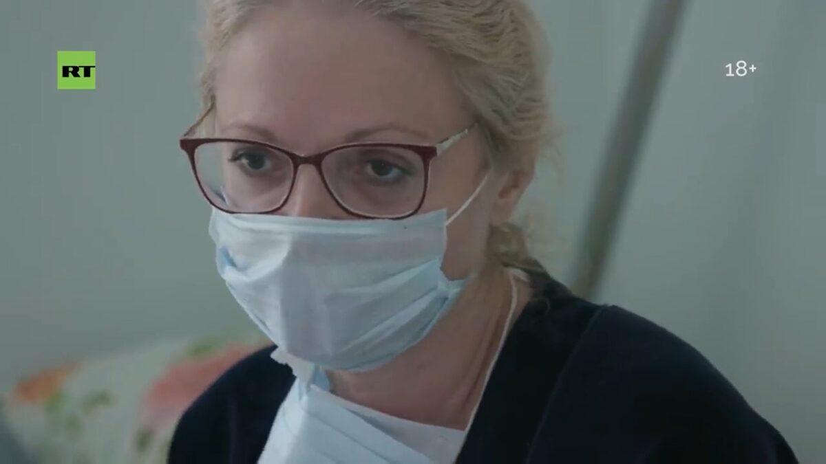 Тверская медсестра, перенесшая коронавирус, пожелала людям оставаться дома