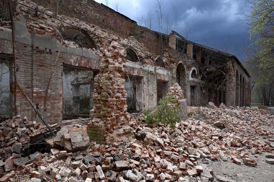 Объявлен конкурс на реставрацию разрушающихся торговых рядов в Вышнем Волочке