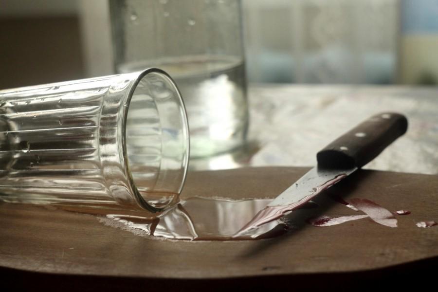 Житель Тверской области зарезал женщину и чуть не убил собутыльника