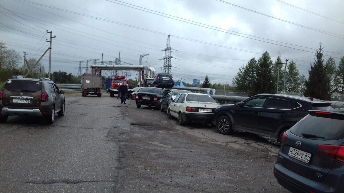 Появились подробности массового ДТП в Удомле