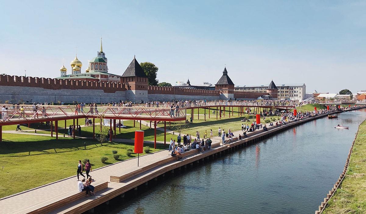 В Тверской области поделили 185 миллионов между тремя городами