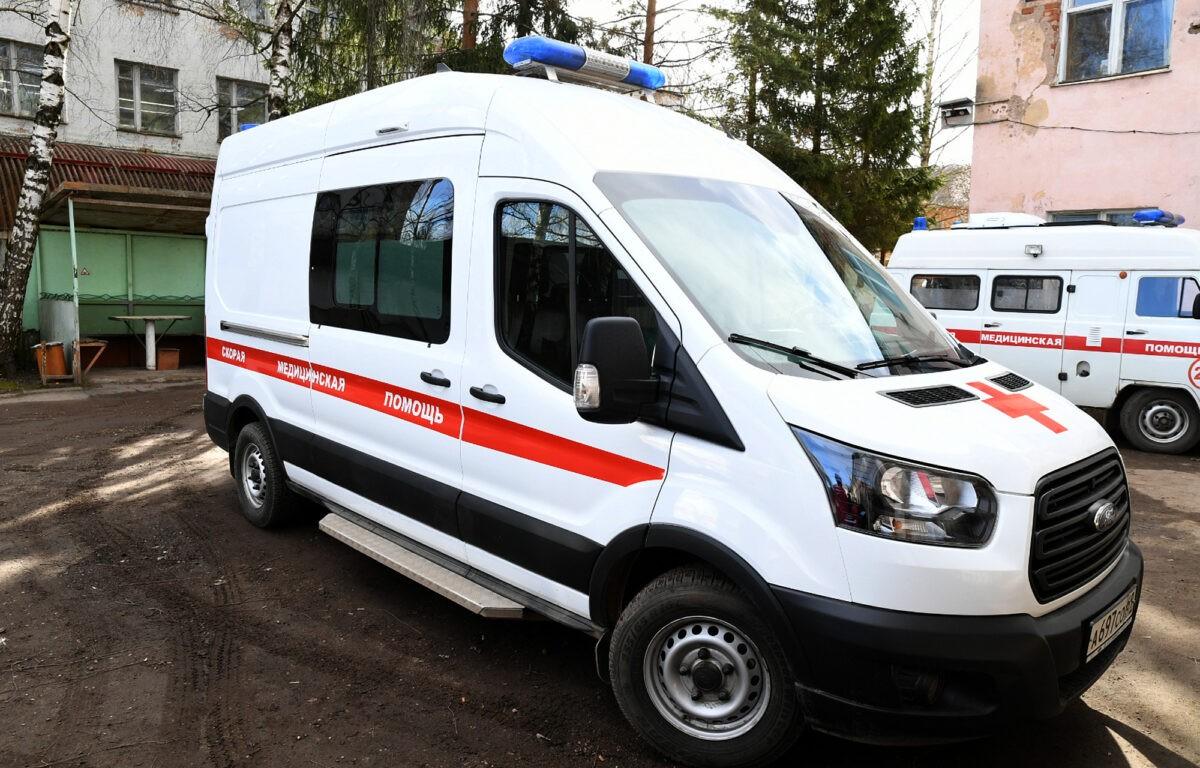 Тверская область получит новые машины скорой помощи класса С