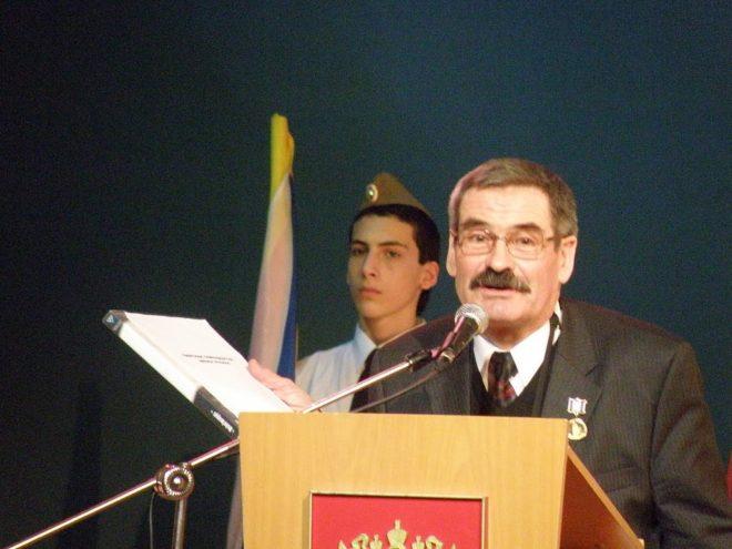 В Твери после перенесенной болезни ушел из жизни Гарий Горевой