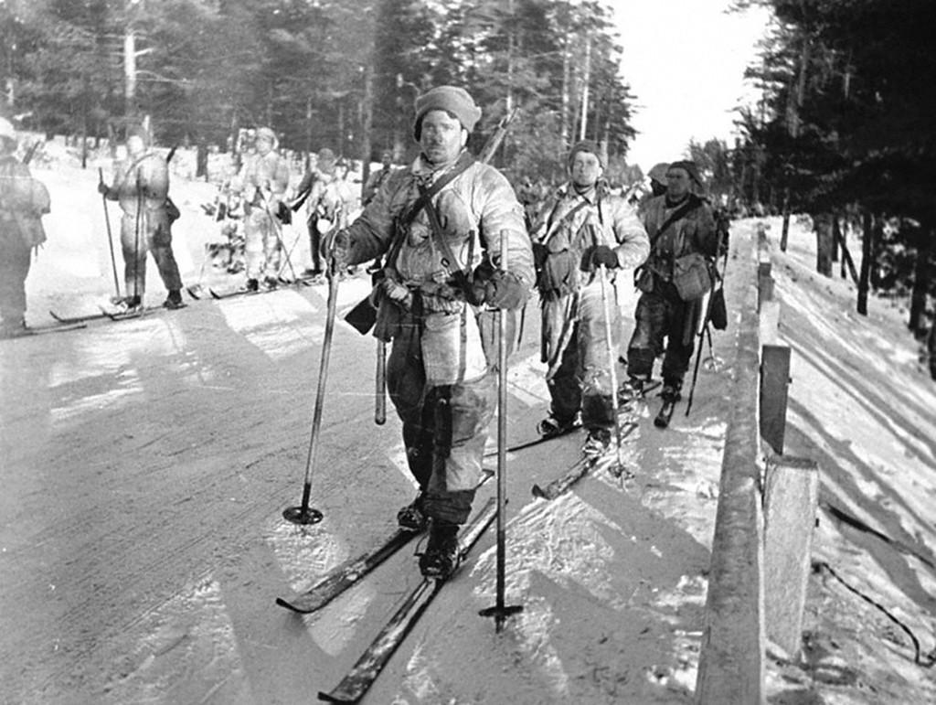 Герои одного боя: Брагин и Виноградов отличились в финскую кампанию