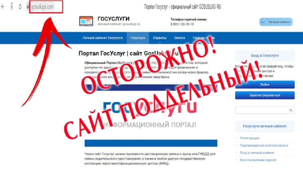 Тверские полицейские предупреждают о сайтах-двойниках официальных ведомств
