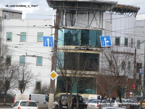На кольце в Твери разрешили поворачивать направо с левой полосы