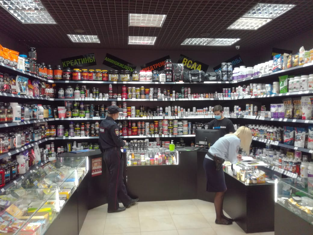 Ряд магазинов в Твери работает незаконно