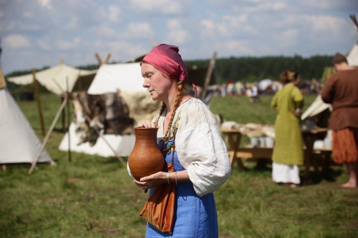 После холодного мая в Тверскую область идет жаркий июнь