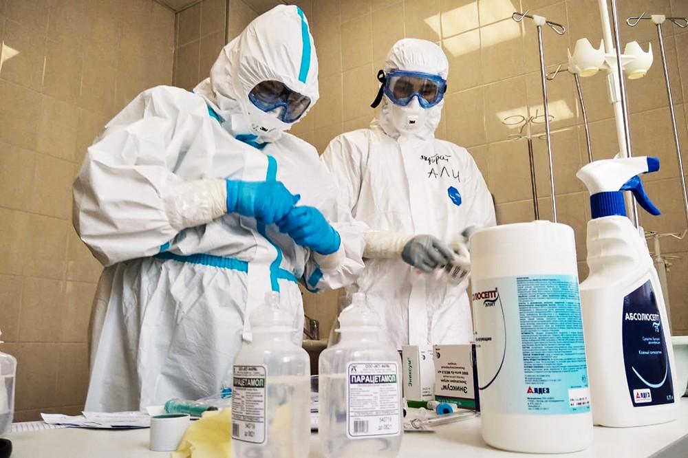 Опубликованы данные по заболеваемости коронавирусом в Тверской области за 11 мая