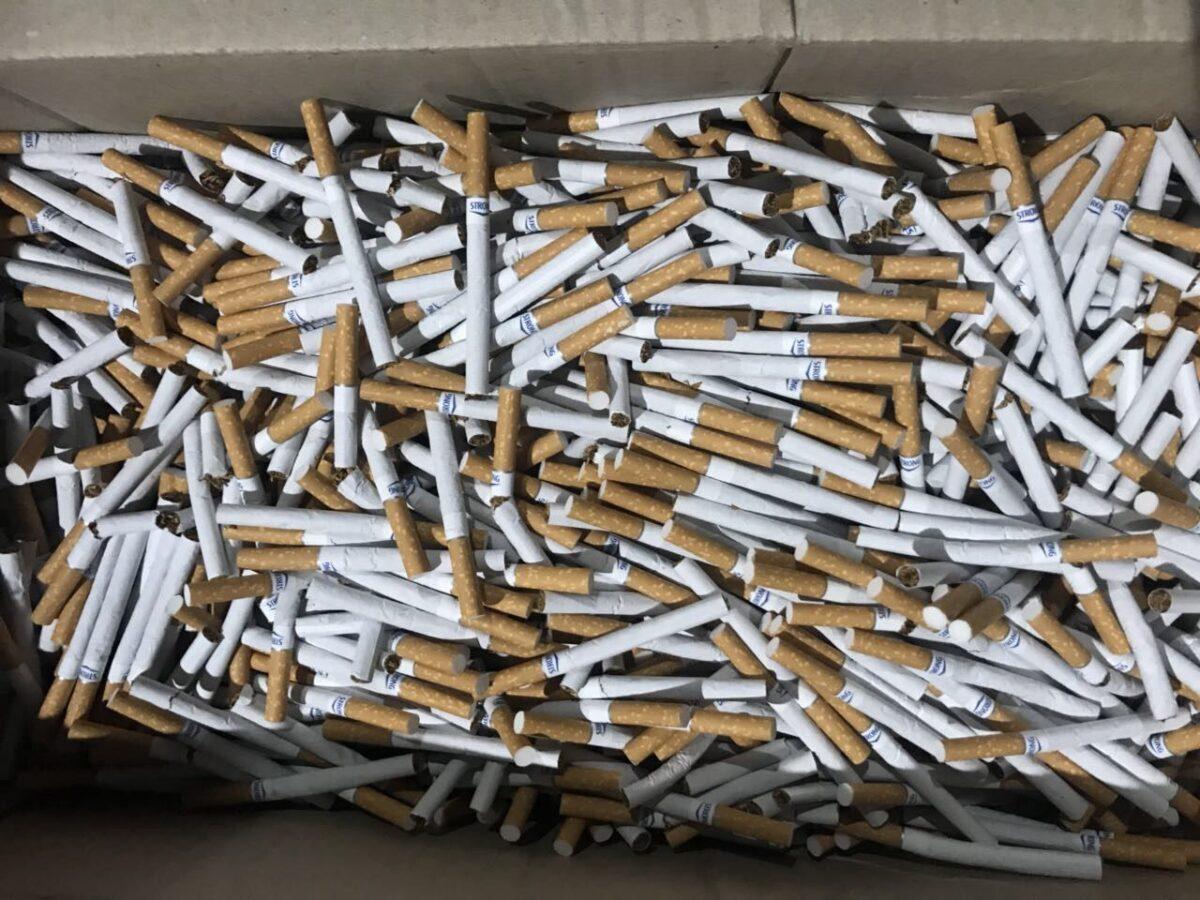 Тверитянин больше года торговал немаркированной табачной продукцией