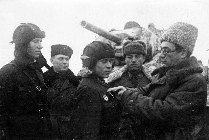 Павел Ротмистров, маршал бронетанковых войск: топ тверских «героических» улиц