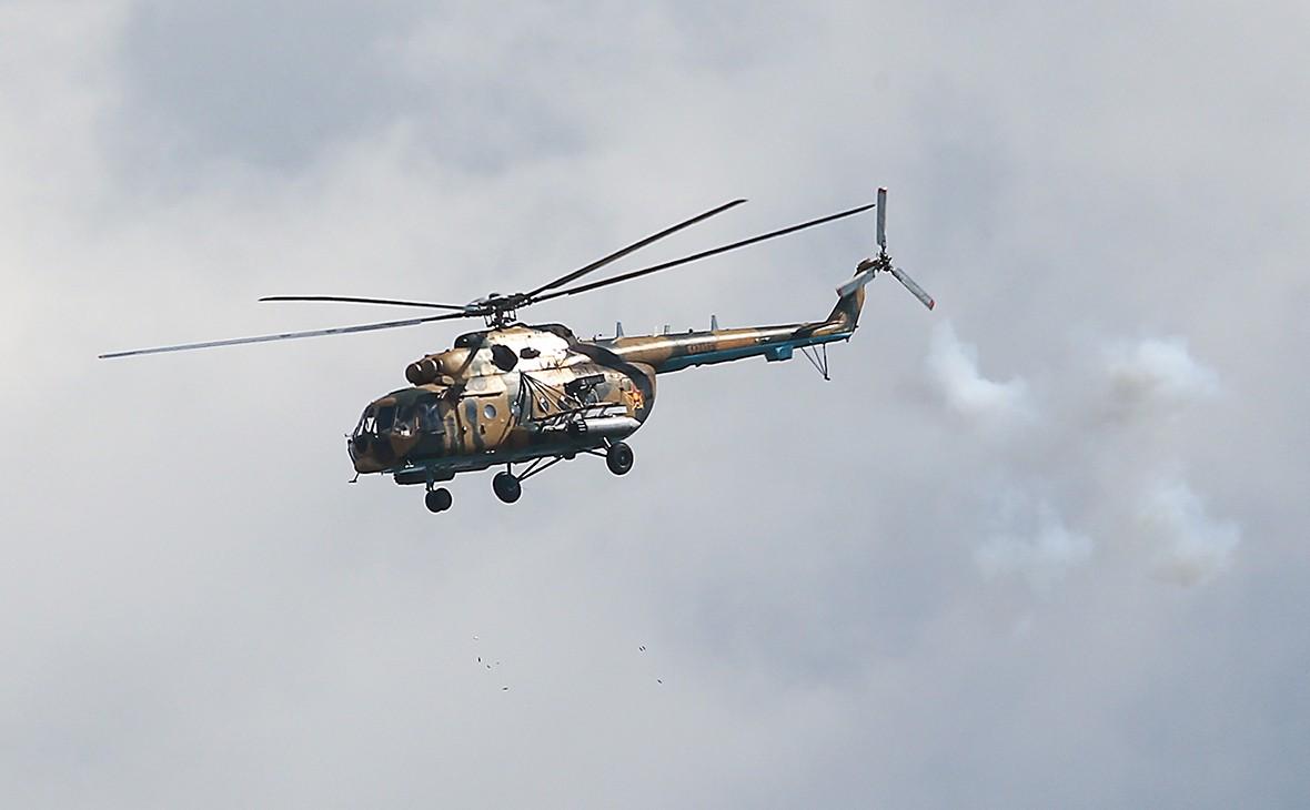 Погибший в Подмосковье экипаж вертолета мог быть из Тверской области