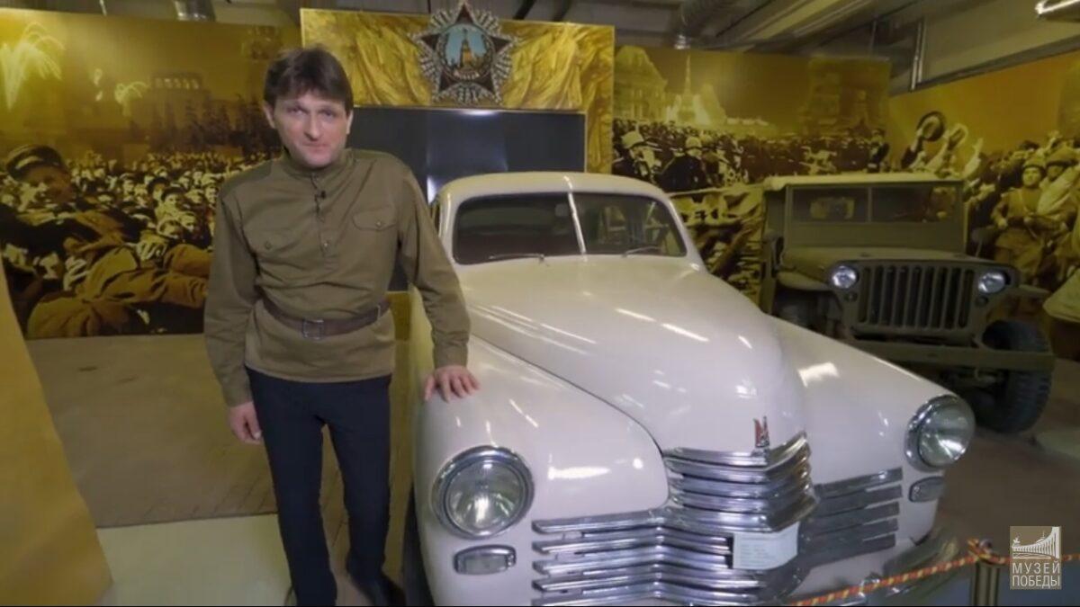Жителей Тверской области приглашают посмотреть на легендарные военные автомобили