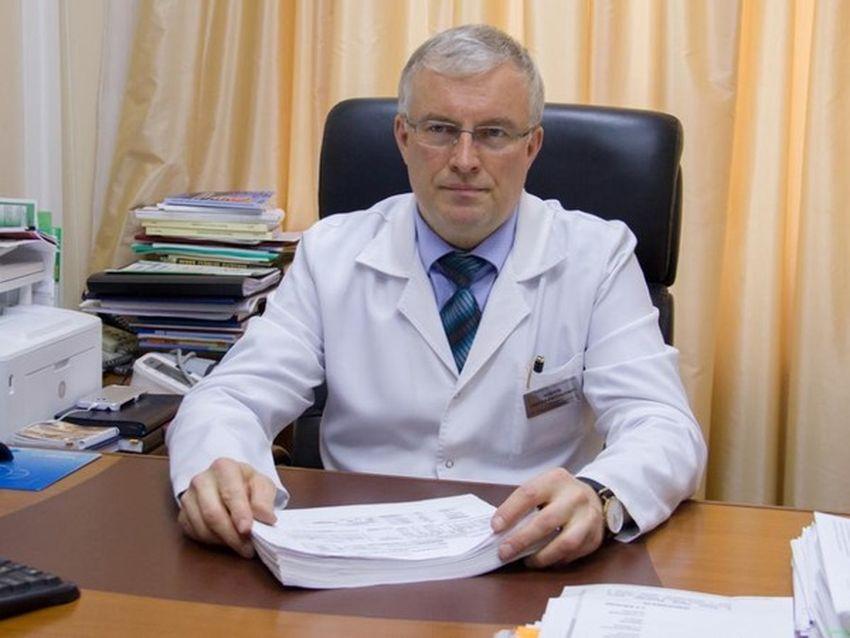 Главврач областной больницы поблагодарил Игоря Руденю за личное участие в снабжении дефицитными препаратами