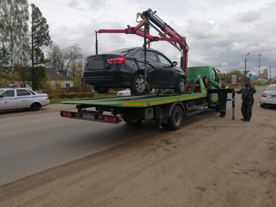 Ещё двое нелегальных таксистов нашлись в Тверской области