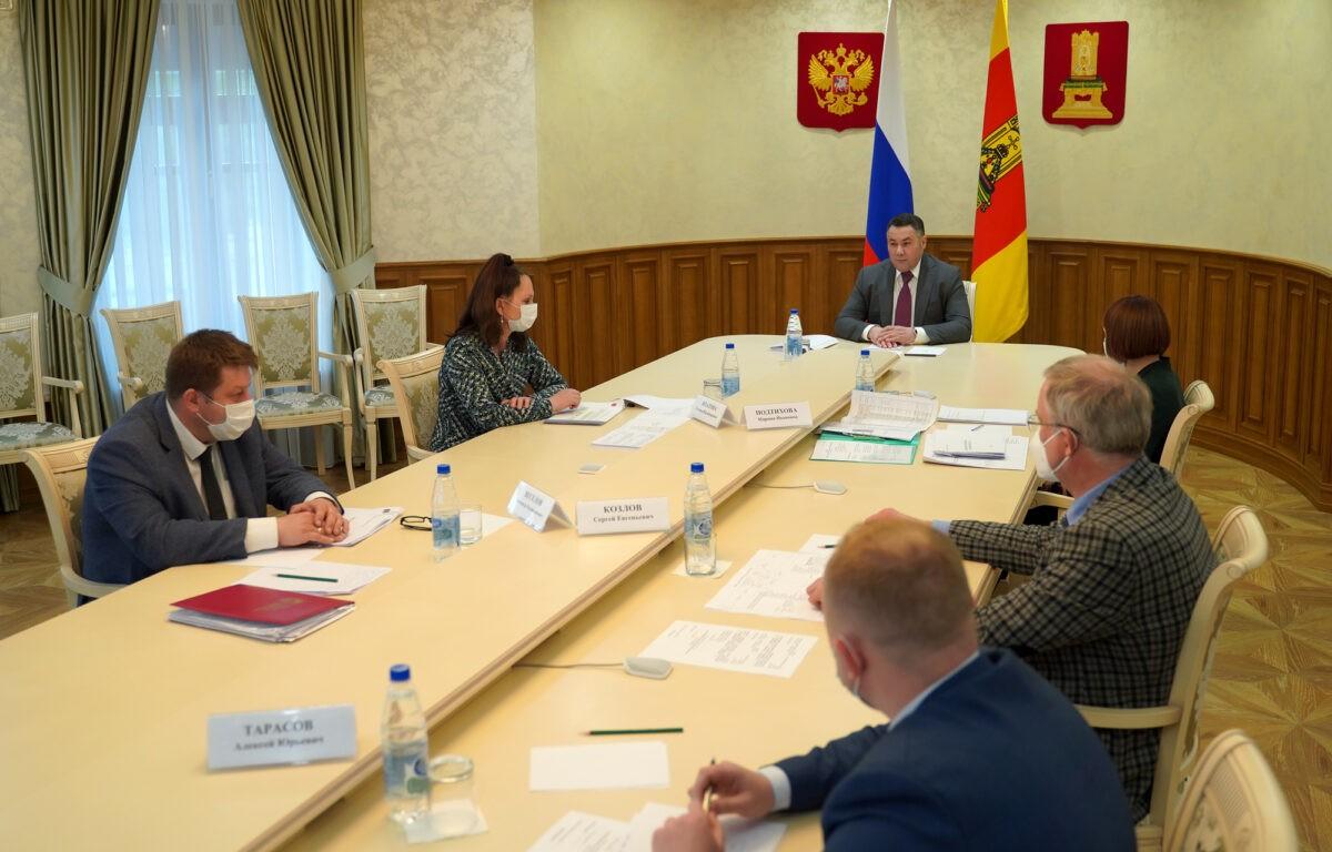 В Тверской области выделили деньги на питание и проживание медиков, работающих с COVID-19