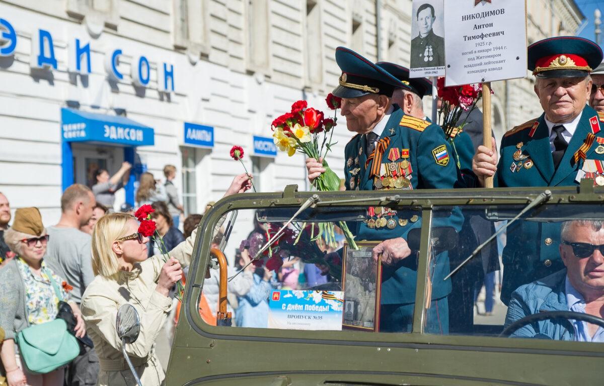 В Твери может состояться реальное шествие «Бессмертного полка»