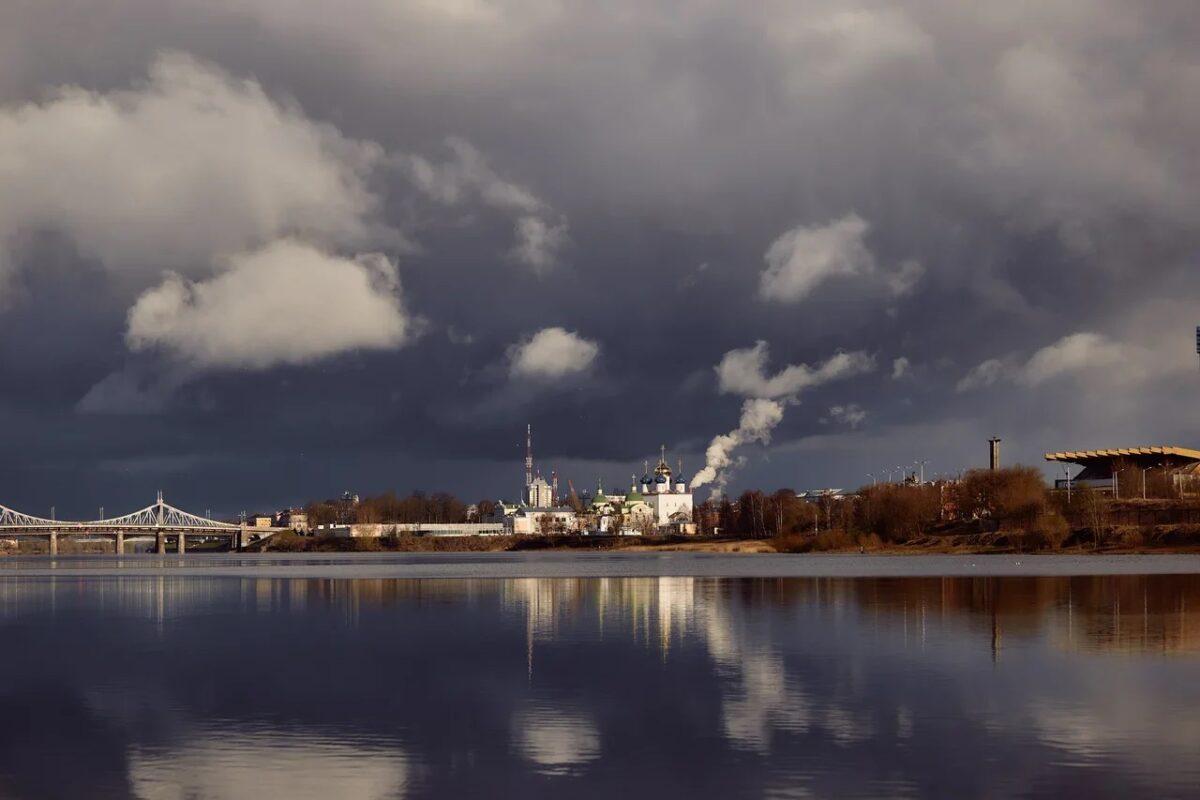 В Тверской области ожидается пасмурная и ветреная погода