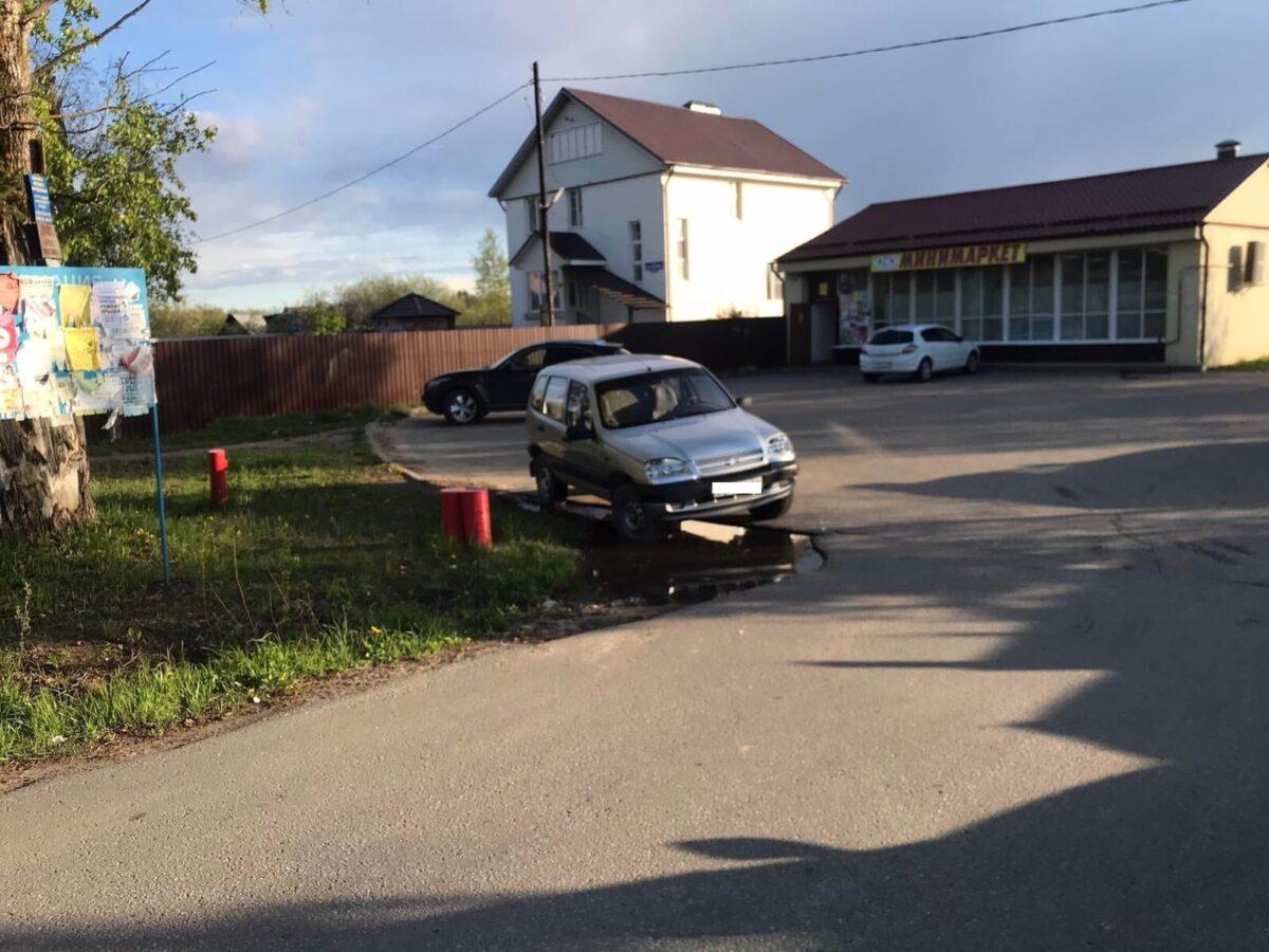 Двух пьяных водителей поймали под Тверью