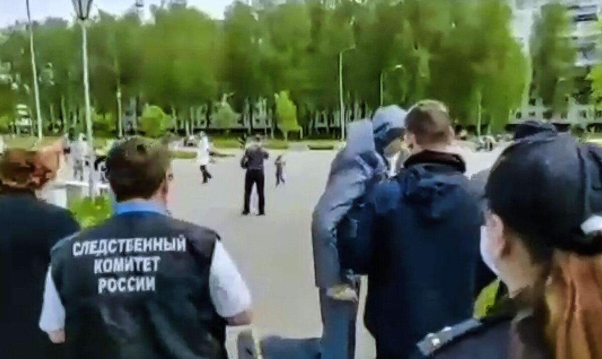 18-летнему жителю Тверской области предъявлено обвинение в убийстве