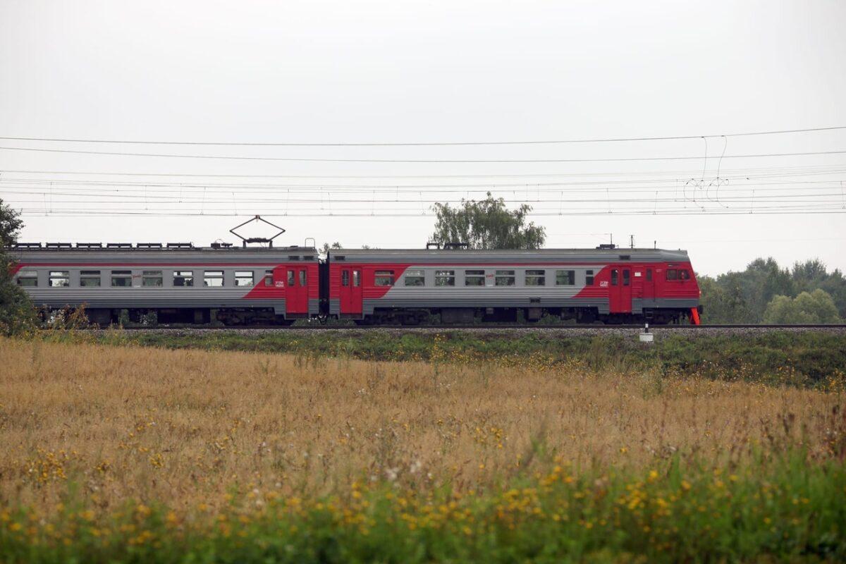 Расписание электричек из Москвы до Твери изменится в связи с ремонтом путей