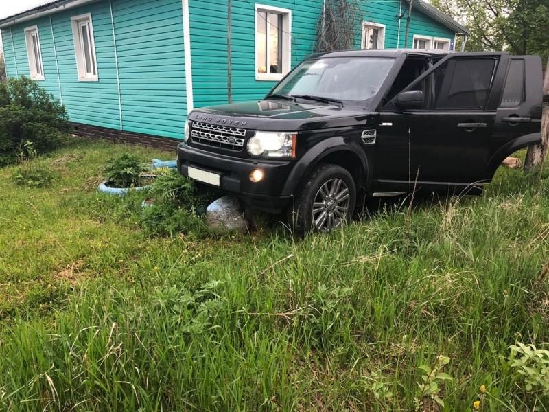 Угонщика, находившегося в федеральном розыске, поймали в Тверской области