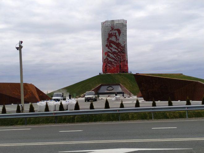 """Андрей Коробцов: """"Мемориал под Ржевом готов. Осталось определить дату открытия"""""""
