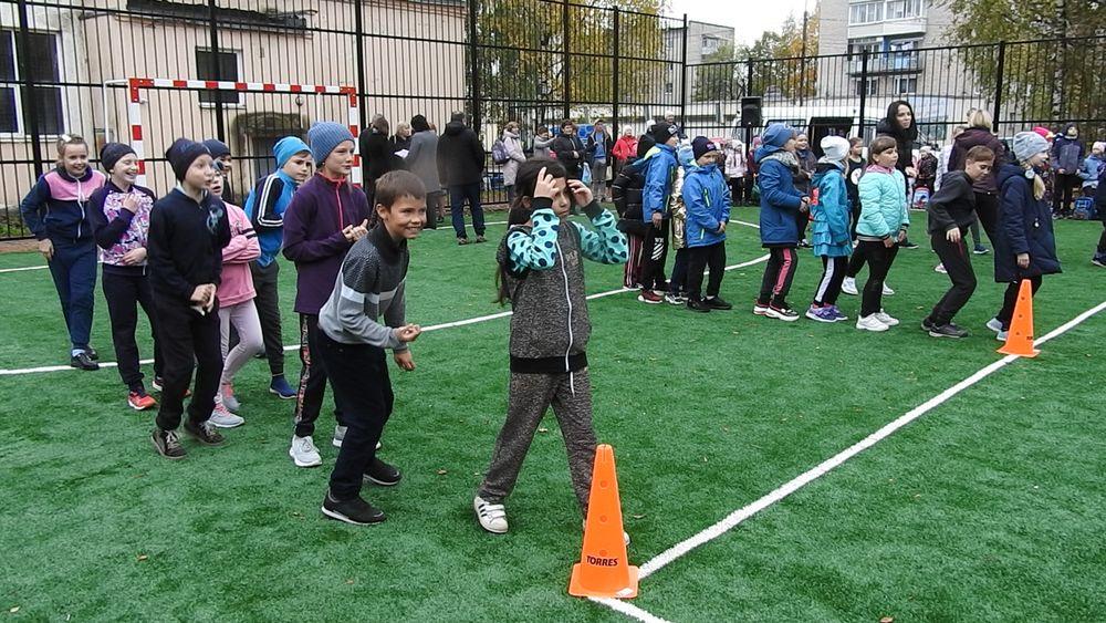 В муниципалитетах Тверской области появятся новые спортивные площадки