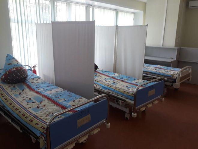 Для пациентов с коронавирусом создали еще 230 коек в Тверской области