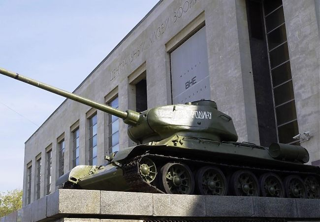 Тверские общественники сняли фильм-экскурсию из Музея вооруженных сил России