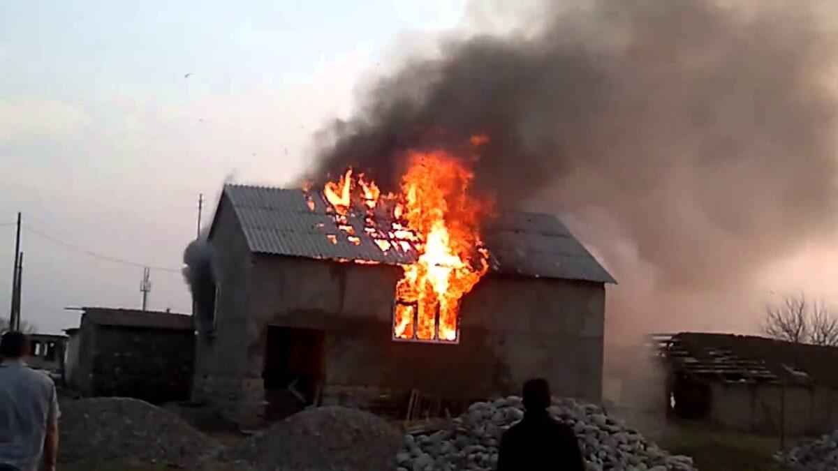 В Тверской области задержан поджигатель