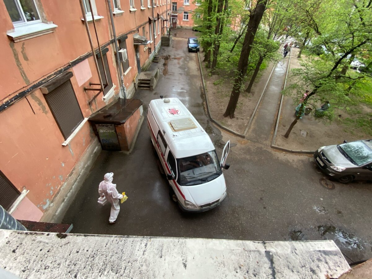 Оперативный штаб Тверской области опубликовал данные по COVID-19 на 13 мая