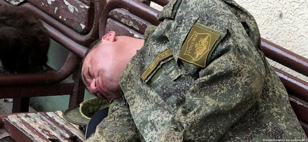 В Твери военнослужащий забыл, как употреблял наркотики