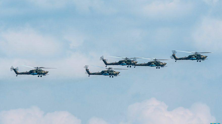 На параде Победы в Москве Тверская область была на земле и в небе