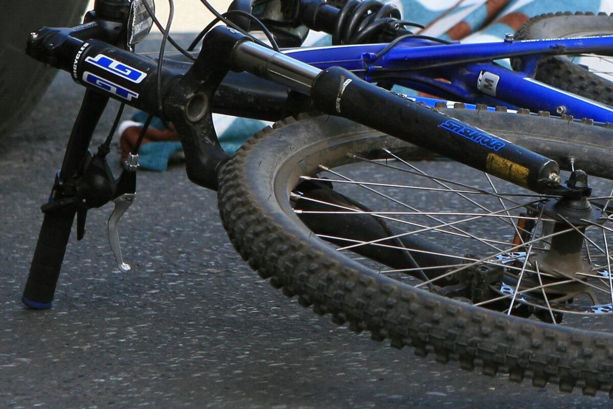 В Тверской области трезвый водитель сбил пьяного велосипедиста