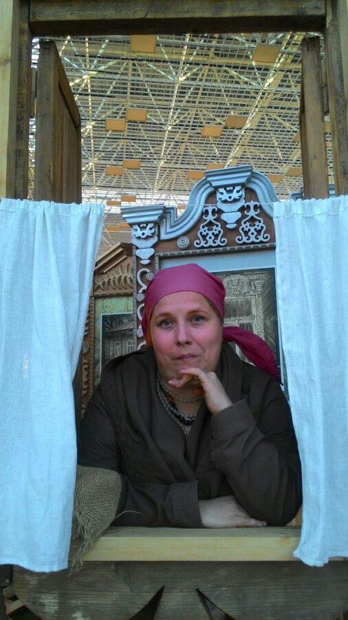 Жителям Тверской области рассказали, как летать в ступе