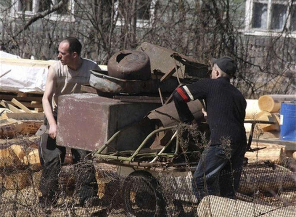 В Тверской области воры тащат все, что под руку попадется