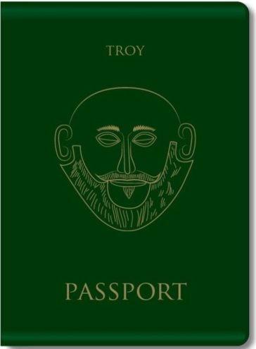 """От соломы до Ван Гога: как """"одеть"""" свой паспорт"""
