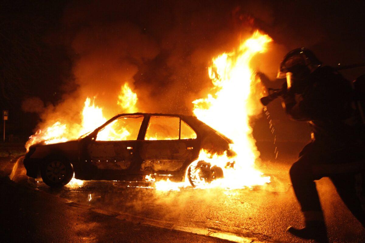 В Тверской области задержали поджигателя автомобиля