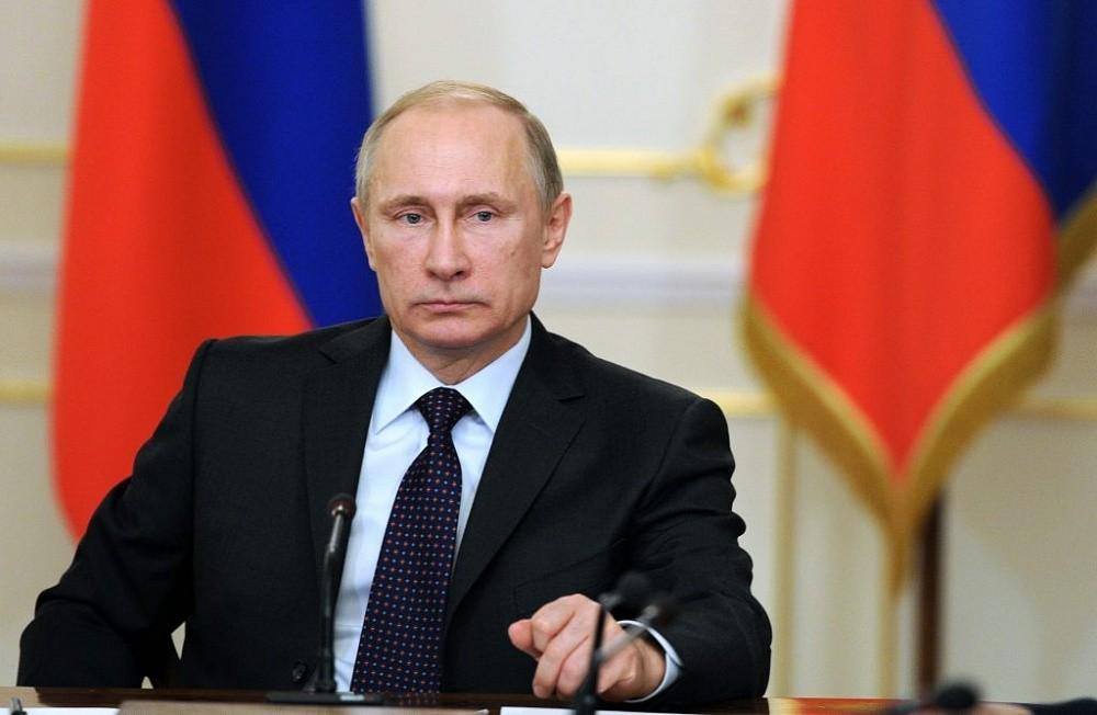 Президент Владимир Путин поздравил жителей Тверской области с Днем России