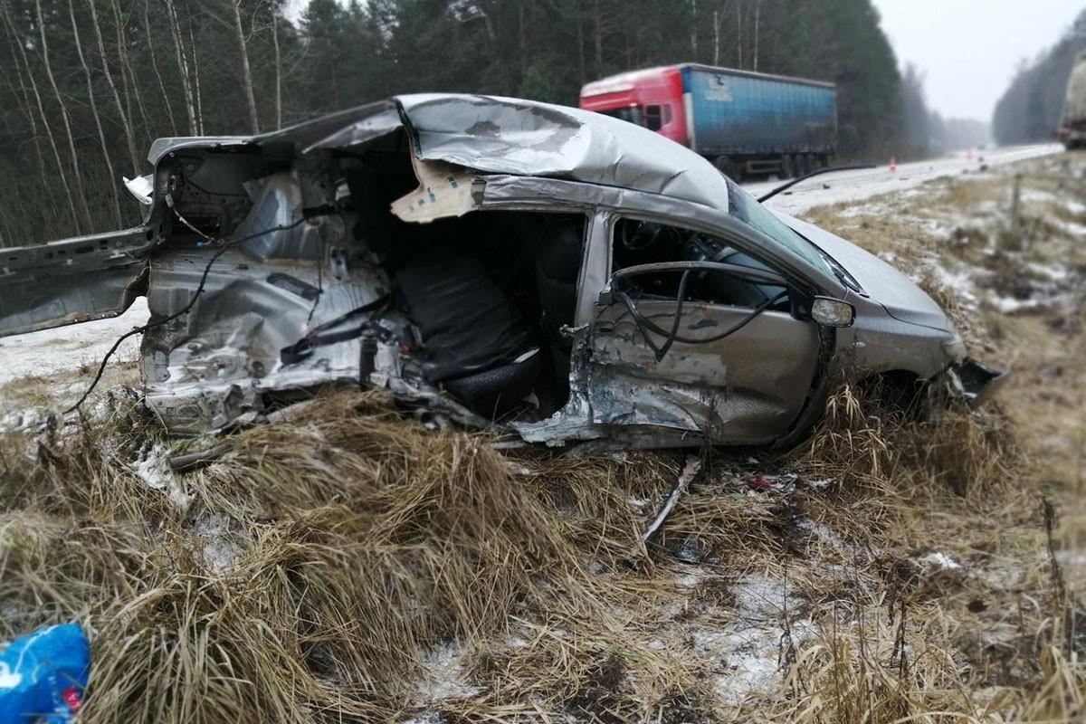 Водитель из Тверской области, виновный в гибели пассажиров, может получить 15 лет