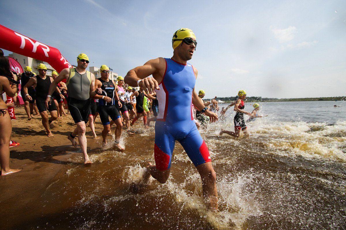 В Тверской области впервые пройдут уникальные соревнования по триатлону