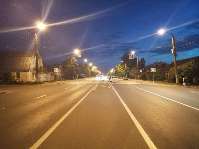 В Твери водитель не уступил дорогу и сбил подростка-пешехода