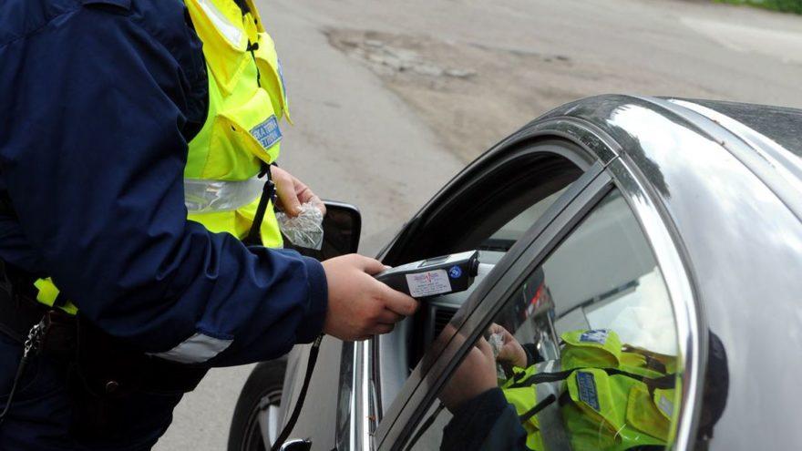 66 пьяных водителей остановили в Тверской области за три дня