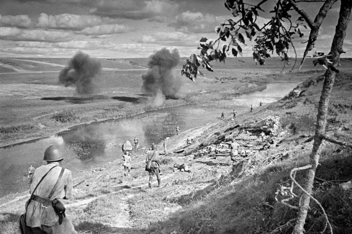 Впервые озвучены потери Красной армии в боях за Ржев Тверской области