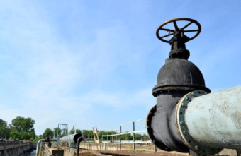 В Твери строится станция возвратного ила