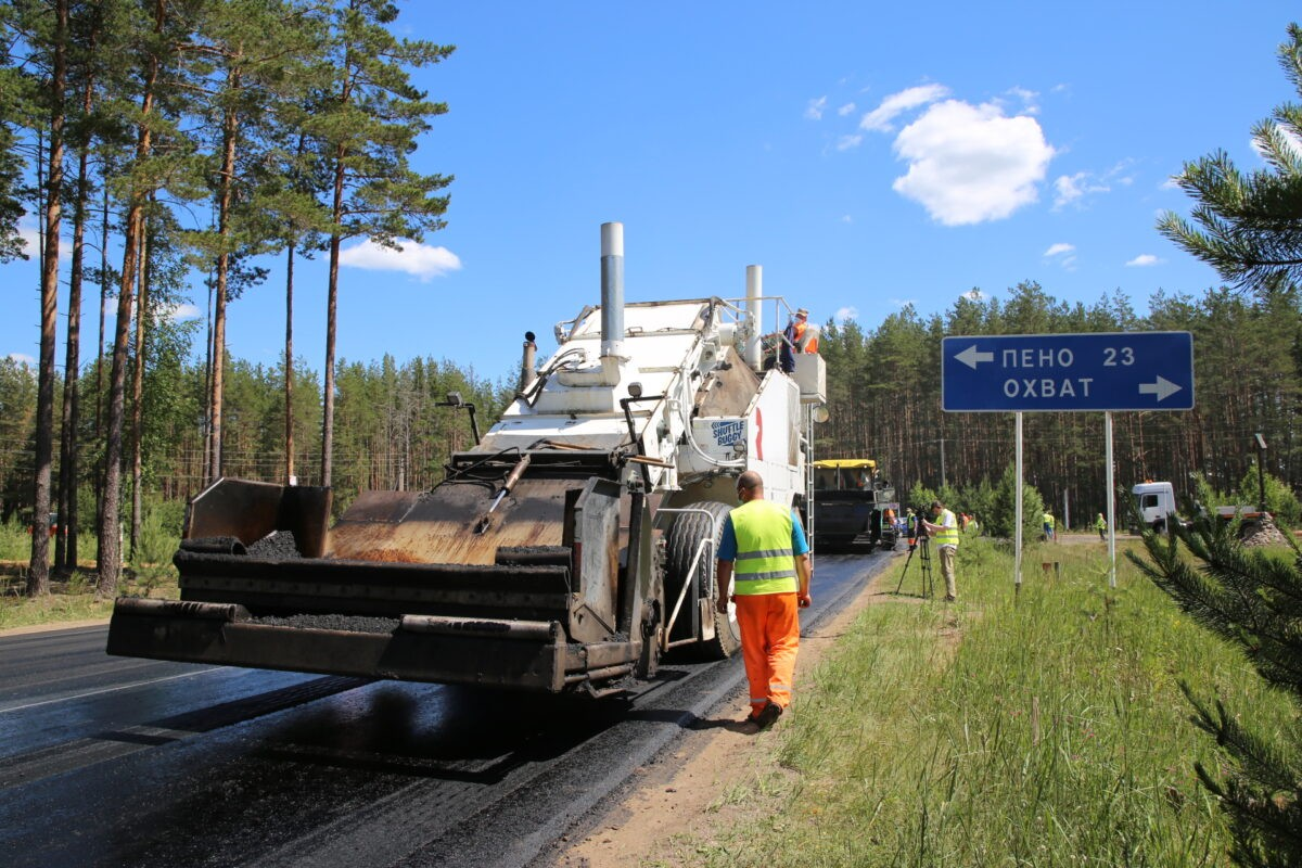 В Тверской области будет еще одна хорошая дорога